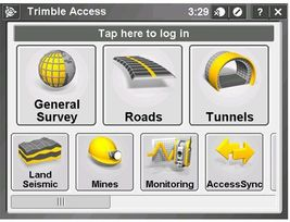 Trimble Access Field